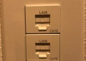 LANコンセント